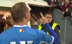 Scandal după CFR Cluj - Poli Iași! Un jucător a răbufnit către fani: