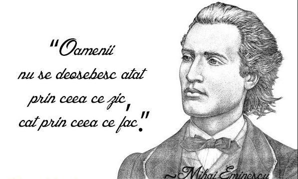 Image result for mihai eminescu poezii
