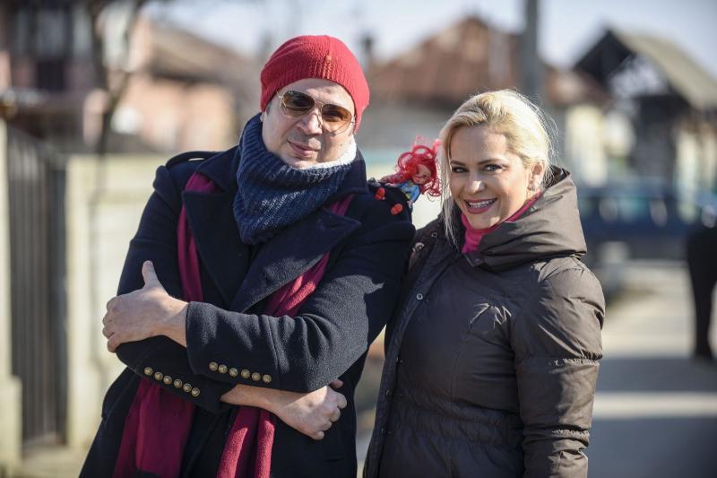 Paula Chirilă și Dan Helciug l-au ajutat pe Mircea Radu  să găsească cele mai mândre fete din Muntenia