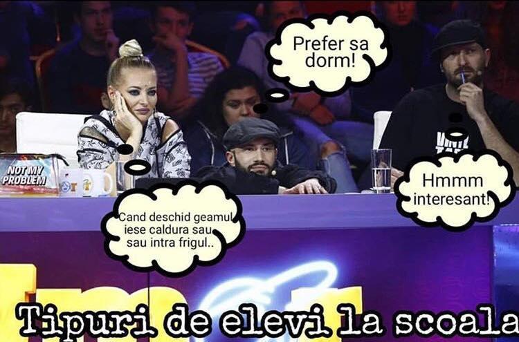 """Delia, jurata """"iUmor"""", nerăbdătoare să aleagă cei mai buni concurenți din cel de-al cincilea sezon! Fotografie inedită cu Bendeac și Cheloo!"""