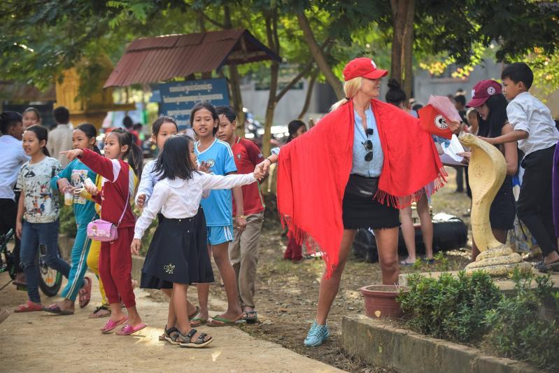 """Vedetele ,,Asia Express"""" ajung în Cambodgia, a treia țară din Drumul Dragonului: au de învățat cuvinte în limba khmeră"""