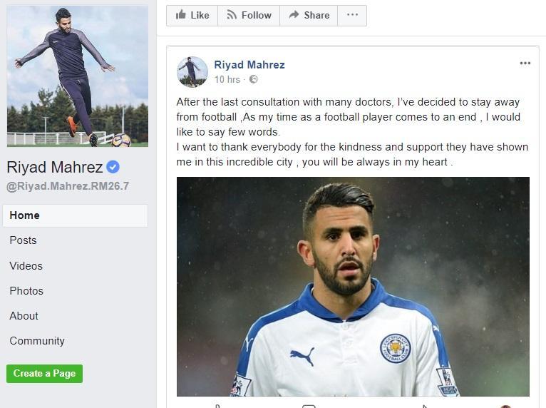 Cutremur în Premier League ? Cel mai bun fotbalist din 2016 și-a anunțat retragerea la doar 27 de ani. Mesajul postat pe pagina oficială