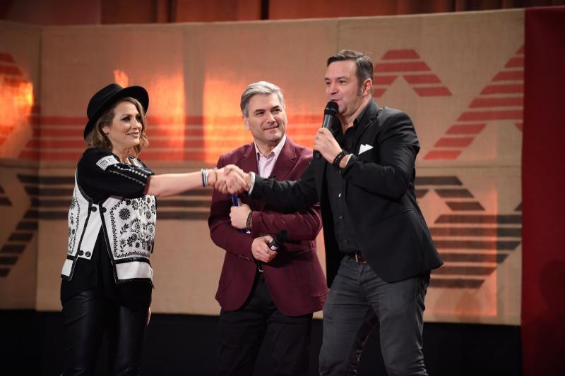 """Mirela Vaida, la cuțite cu Daniel Buzdugan, la """"Ie, Românie"""":  """"Nu-i voi permite vulpoiului ăstuia să-mi ia nicio fată!"""""""
