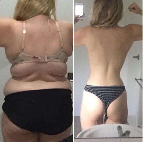 """De la 120 de kilograme, o domnișoară a ajuns la 60 în timp record: """"Prima dată am renunțat la zahăr, apoi la porțiile mari de mâncare!"""" DIETA-MINUNE, extrem de ușor de ținut!"""