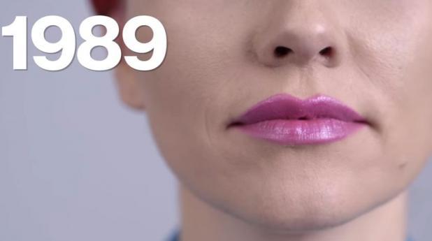 100 De Ani în Moda Rujurilor Iată Ce Culori Ciudate S Au Purtat De