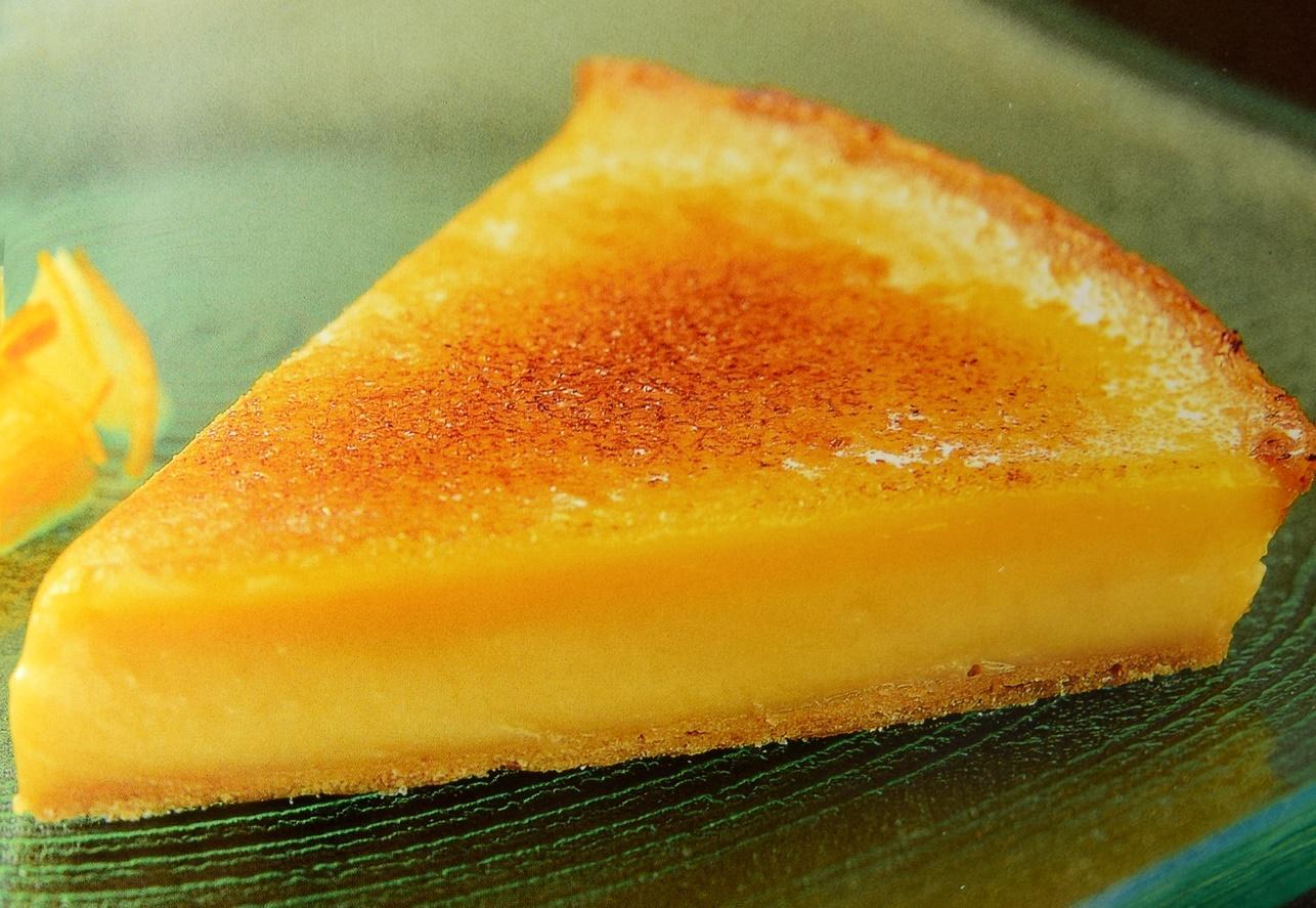 Tartă cu portocale și lămâie. Un desert foarte aromat și frumos colorat, ce se cere devorat!