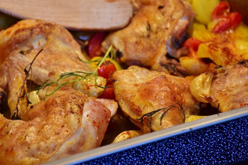 Rețeta secretă a lui Chef Florin Dumitrescu de pui crocant și aromat! Se face imediat și succesul e garantat!