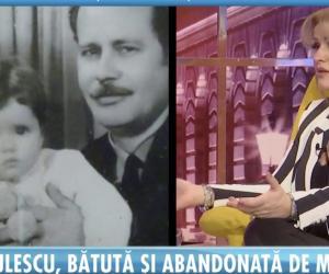 """Carmen Rădulescu, bătută cu bestialitate de mama naturală! Mărturii halucinante: """"Ținută de picioare cu capul în sus""""/ VIDEO"""