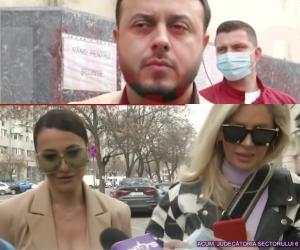 """Ce a spus Gabi Bădălău despre implicarea Andreei Bănică în divorțul scandalos cu Claudia Pătrășcanu: """"Sunt baliverne""""/ VIDEO"""