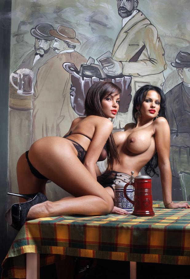 Румынские модели в порно