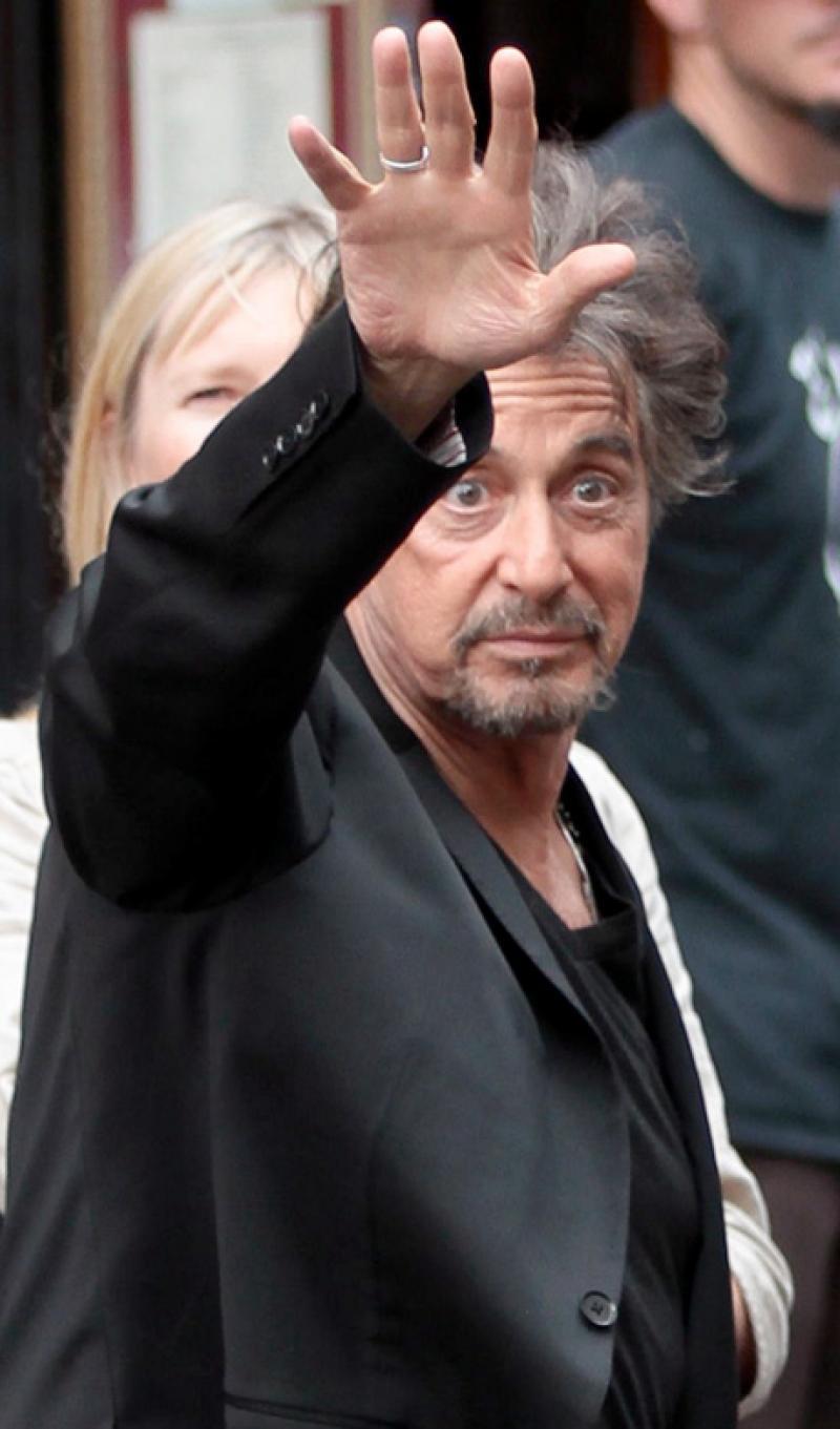 Al Pacino De La Parfum De Femeie La Miros De Cafea In Reclama