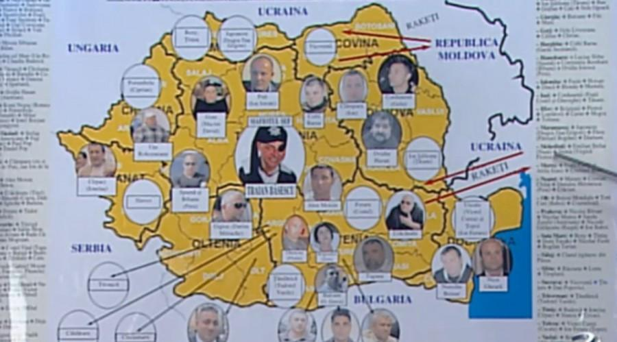 Vezi Harta Interlopilor Din Romania Prezentata De Corneliu Vadim