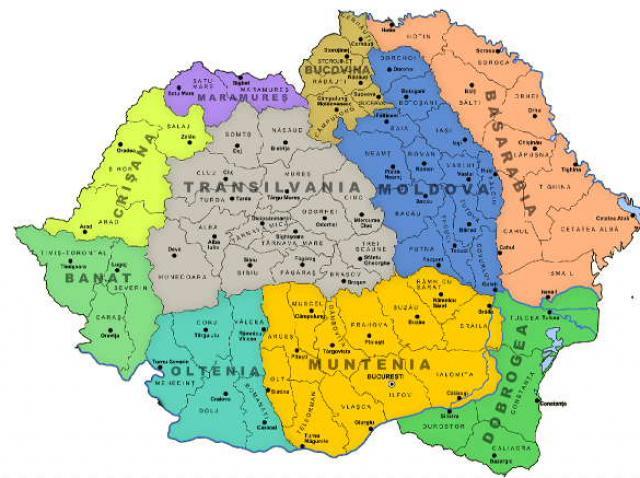 Foto Vezi Evolutia Teritoriala A Romaniei De La Mihai Viteazul