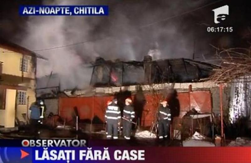 Cum arată un spital sufocat de pacienți. La Ploiești ...  |Incendiu Chitila