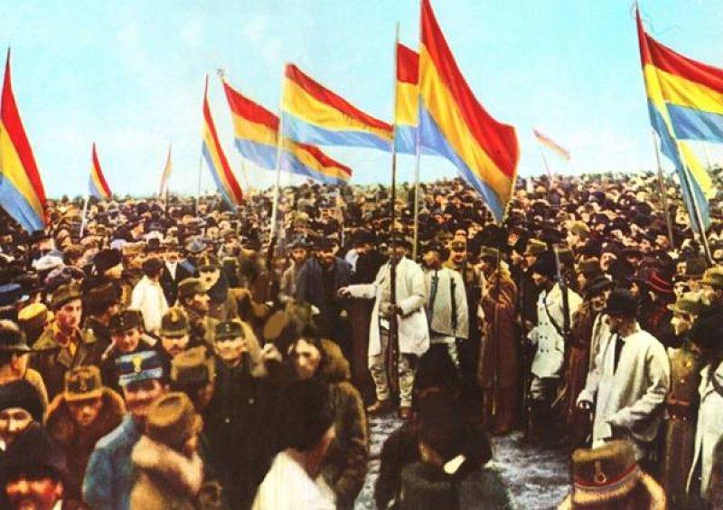 Imagini pentru marea unire de la 1 decembrie 1918 in ziarele vremii