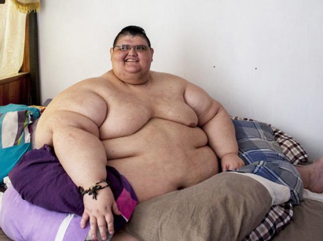 Cel mai greu om din lume pierde în greutate