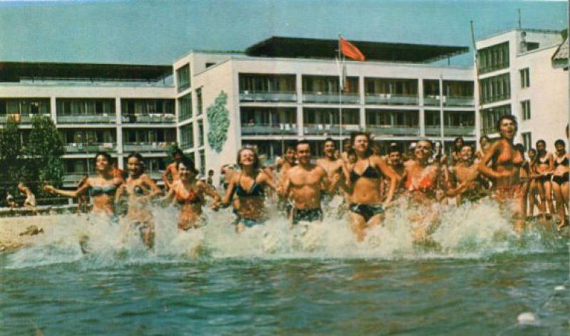 Imagini pentru litoralul in comunism