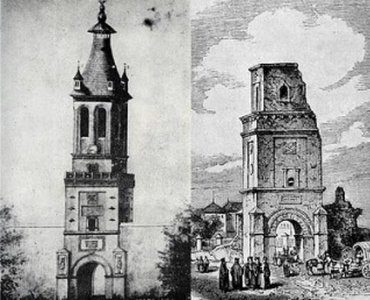 """Turlele bisericilor din București au căzut. """"Pământul s-a despicat sub picioare și mugetele urcau către ceruri""""! Orașul a devenit ruină după cutremurul de 8 grade Richter! Au crăpat și zidurile din Moscova!"""