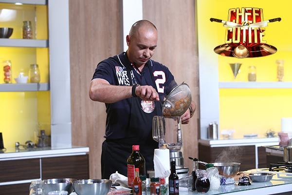 Bontea, Scărlătescu și Dumitrescu continuă RĂZBOIUL culinar! Ce rețetă le dă BĂTĂI de cap juraților?