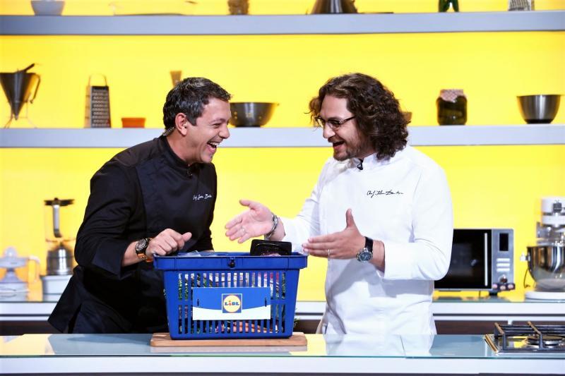 """În ediția de marți seară """"Chefi la cuțite"""", chef Scărlătescu a adjudecat a doua amuletă din concurs"""