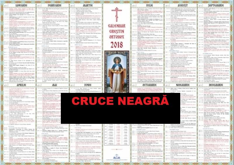 calendar ortodox luna iunie 2019