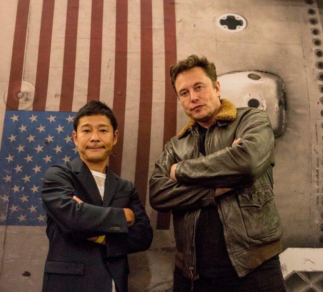 Scenariile SF au prins viață! Un turist japonez va face înconjurul Lunii! Cât a costat biletul