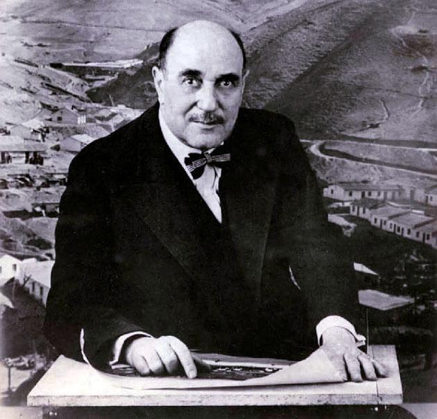 Moritz Hochschild a salvat 10.000 de evrei de ororile lui Hitler