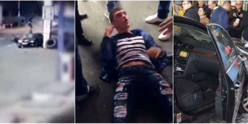 Atacul de la Brăila, în care au fost rănite zece persoane, un act terorist! Tânărul voia să se sinucidă și a lăsat un bilet de adio