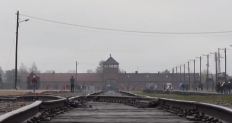 Lagărul de la Auschwitz, în zilele noastre