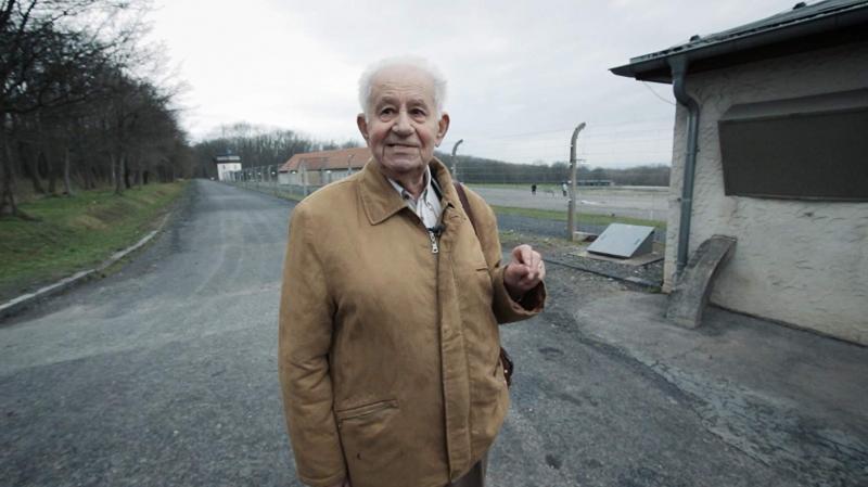 Laszlo Nussbaum, supraviețuitor al lagărului de la Auschwitz