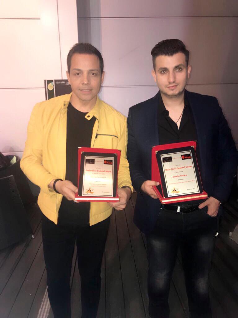 Jean de la Craiova a fost premiat de colegii turci
