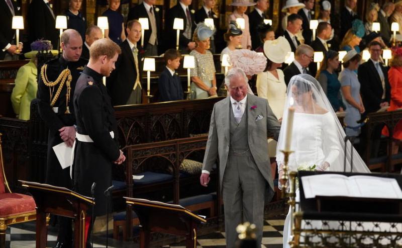 Nu s-a putut abține! Prințul Charles a vorbit pentru prima dată despre numele pe care îl va purta copilul Prințului Harry cu Meghan Markle
