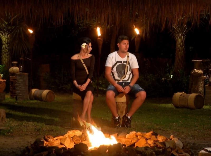"""Mari și Iulian și Cati și Răzvan, confruntări și reproșuri la Bonfire. """"M-ai vândut pentru o vacanță"""""""