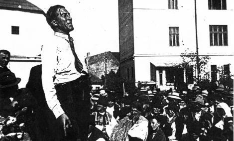 Centenarul Marii Uniri. Ilie Lazăr, maramureșeanul care a eliberat Cernăuțiul, capitala Bucovinei, de bandele ucrainene