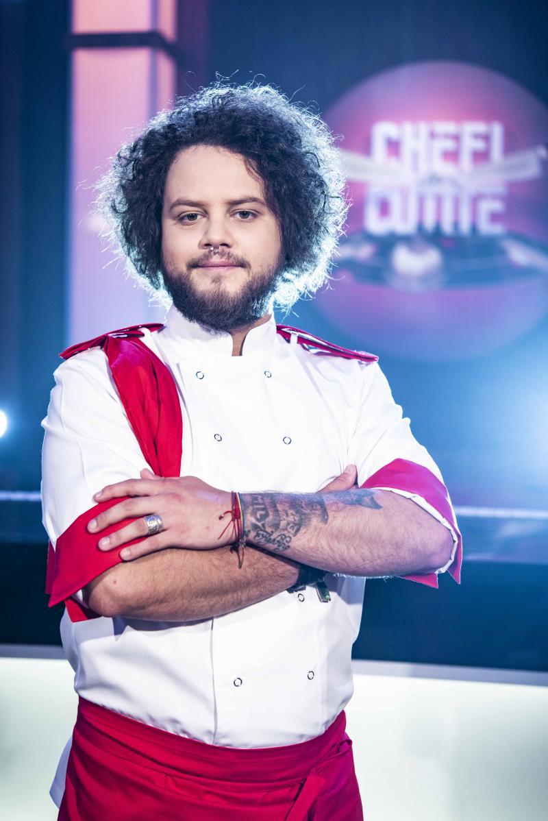 """""""Dacă mergi acolo ai să câștigi!"""" Primul interviu cu echipa roșie a lui chef Florin Dumitrescu"""