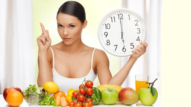 Dieta cu mancat din 3 in 3 ore