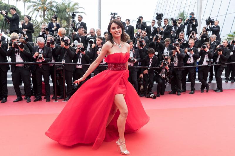 Cannes 2018. Imagini cu cele mai sexy apariții de pe covorul roșu