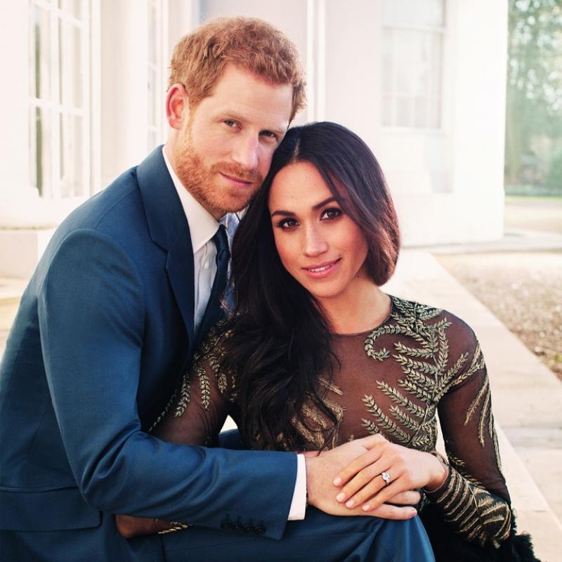 Nuntă Regală Ei Sunt Cap De Listă La Căsătoria Prinţului Harry Cu