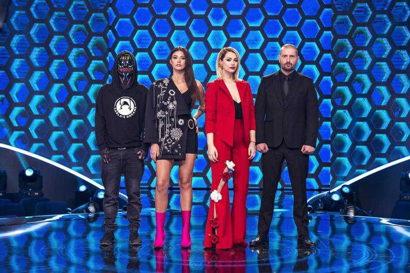 """Demonstrație neașteptată, sâmbătă, de la 22.00, la Antena 1: Antonia își surprinde colegii de la """"The Four – Cei 4"""""""