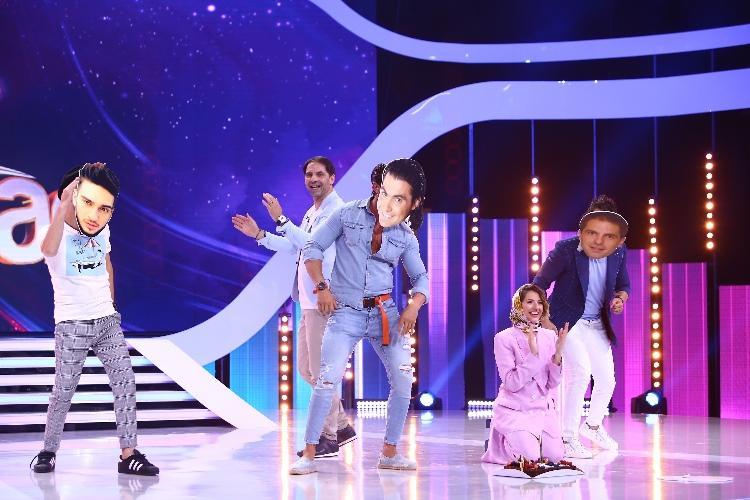 """PREMIERA SÂMBĂTĂ. 16 IUNIE, 20.00. Lidia Buble, sărbătorită pe platourile de filmare de la """"Next Star"""""""