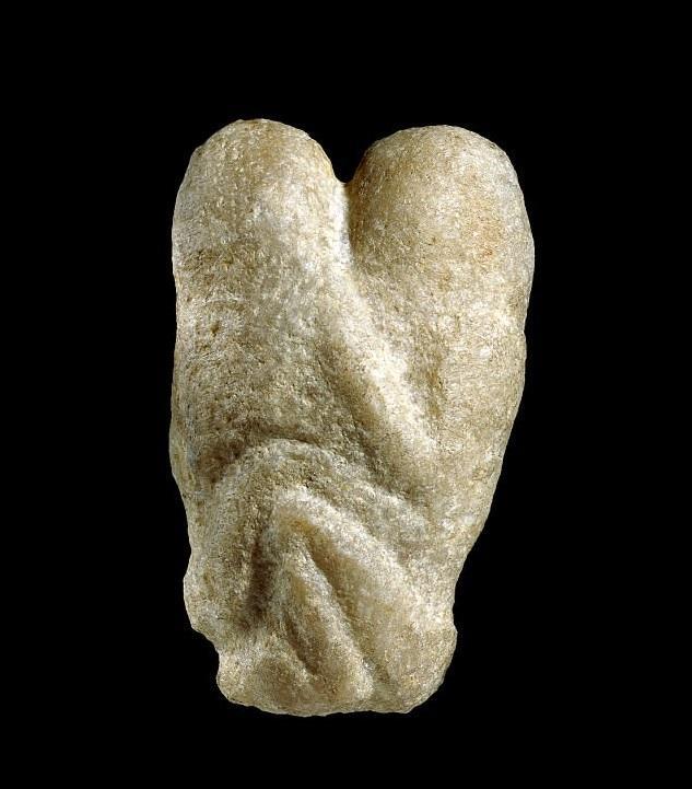 Prima statuetă care arată un cuplu făcând AMOR, scoasă la lumină! Are 11.000 de ani! Cum arată și la ce era folosită - FOTO