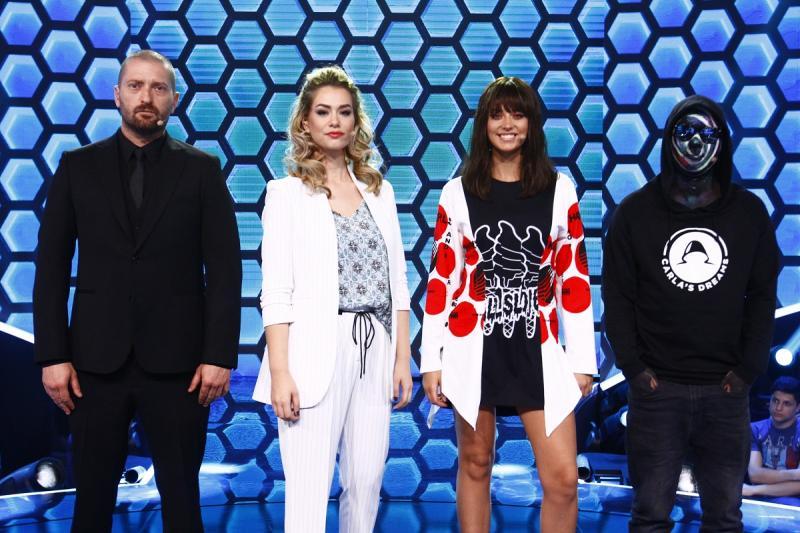 """Vlad Musta, Maria Cojocaru, Alexandra Crișan și Marcel Roșca sunt finaliștii """"The Four – Cei 4"""""""