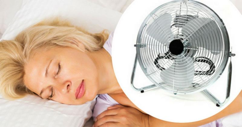Ce se întâmplă când pornești ventilatorul! Efectele sunt cumplite!