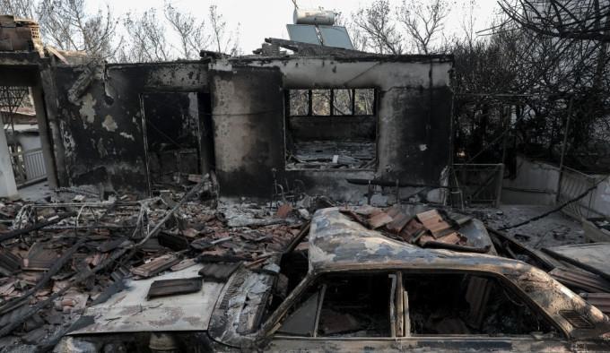 """Profeția șocantă a Mariei Ghiorghiu s-a adeverit:""""Incendiu uriaș, înspre SUD!"""" OPT persoane și-au pierdut viețile"""
