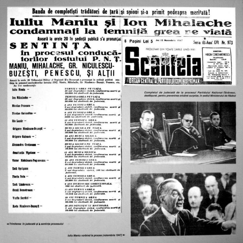 """Ceaușescu a zis să-l dezgroape, dar nu are, nici azi, mormânt! """"E sigur Ionică?"""" """"Da, l-am recunoscut după părul castaniu!"""" """"La moarte, ION MIHALACHE era alb ca varul!"""""""