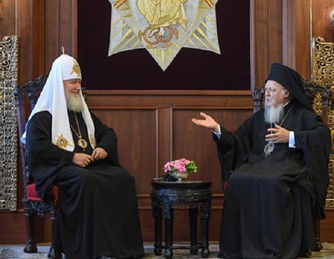 Viitorul creştinilor ORTODOCŞI, discutat la Istanbul. Întâlnirea ISTORICĂ a durat mai bine de două ore