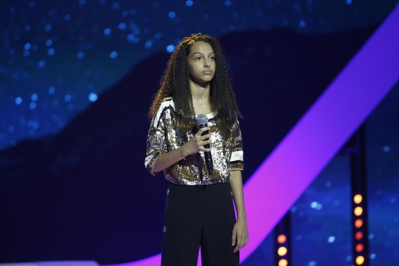 """Melani, fetița cu stofă de SUPERSTAR internațional! """"Ne-a arătat cam cum se face un spectacol"""""""