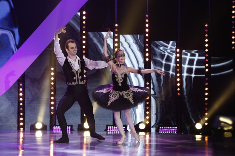 """Olimpia, o adevărată prințesă a baletului românesc! """"Ai fost un exemplu de rafinament"""""""