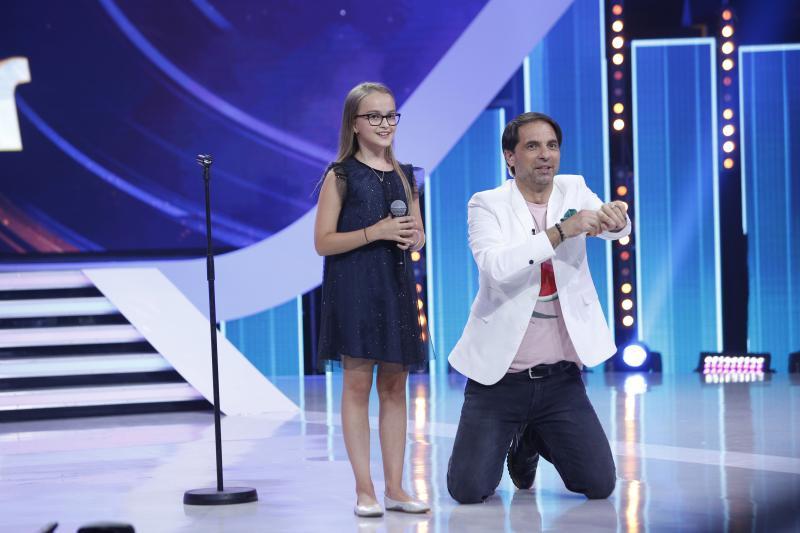 Astrid are stofă de SUPERSTAR! Concurenta a făcut spectacol cu un fragment magic de musical!
