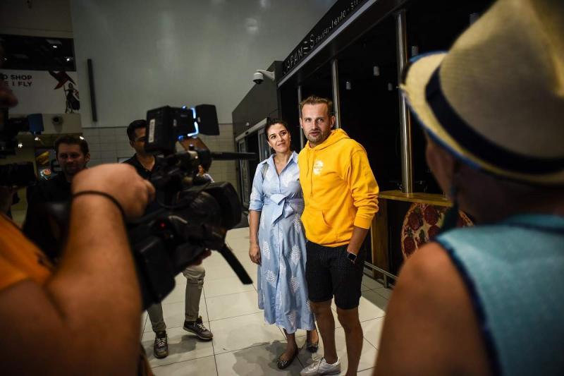 """Sorin Brotnei a avut parte de CEA MAI FRUMOASĂ surpriză! """"Te așteaptă acasă soția ta și Ivana"""""""